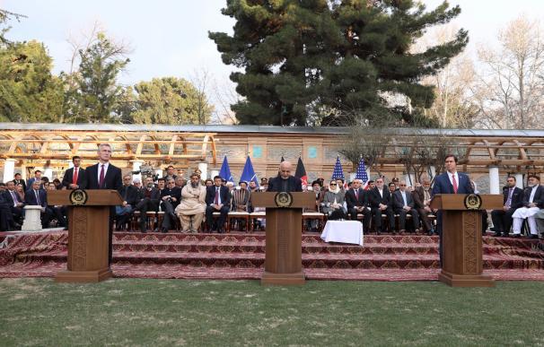 Estados Unidos y los talibán han firmado este sábado en Doha el acuerdo bilateral de paz