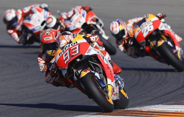 Marc Márquez, campeón del mundo de Moto GP por cuarta vez