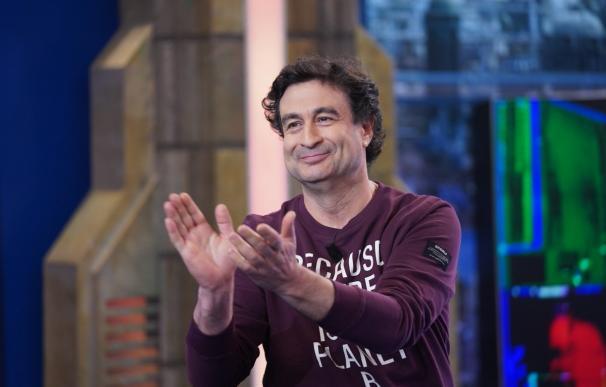 El cocinero Pepe Rodríguez en 'El Hormiguero'. /L.I.