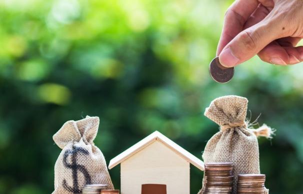 Foto de archivo: hipotecas