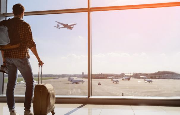 Foto de viajes, vuelos