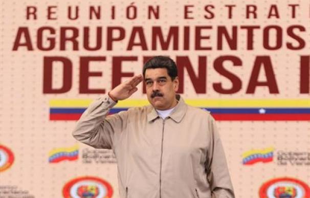 Nicolás Maduro. / EP