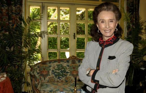 Fallece a los 94 años la condesa de Romanones, Aline Griffith