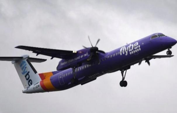 Flybe aerolínea británica quiebra
