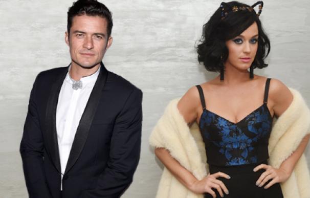 Katy Perry y Orlando Bloom se reconcilian