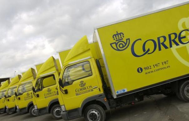 Fotografía Correos camiones / Correos