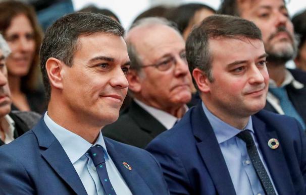 Pedro Sánchez e Iván Redondo