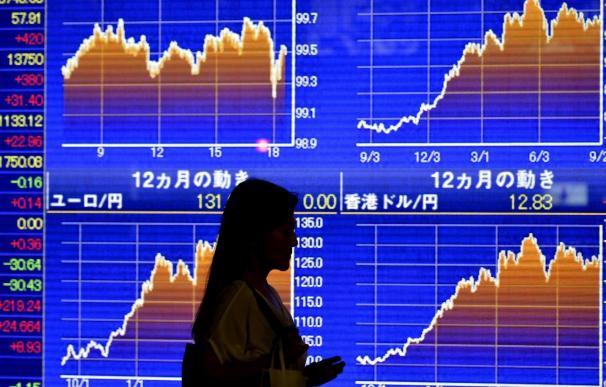 El optimismo por Tokio 2020 anima la Bolsa en plena revitalización económica