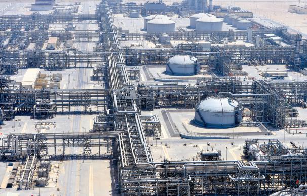 Campo petrolero de Aramco: Manifa