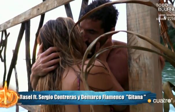 Rumores de montaje en la relación de Hugo Sierra e Ivana en 'Supervivientes'.