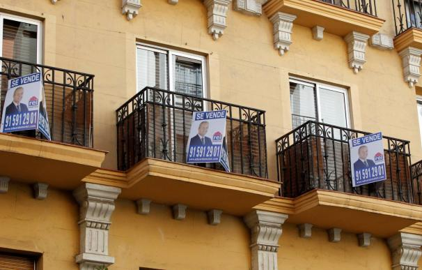 Fotografía vivienda de segunda mano en venta / EFE