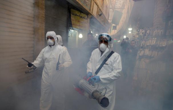 Irán coronavirus. / EP