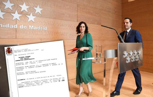 El Supremo ha anulado definitivamente la venta de 3.000 VPO de la Comunidad de Madrid a Goldman Sachs