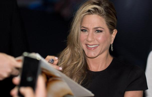 "Jennifer Aniston está embarazada de tres meses, según ""OK Magazine"""