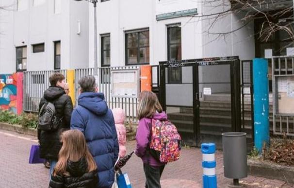 Fotografía colegio cerrado coronavirus / EFE