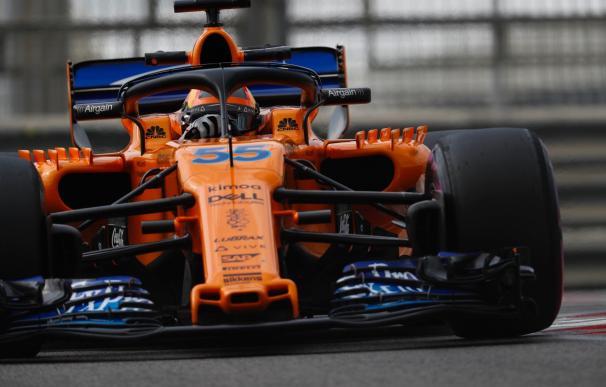 Carlos Sainz debuta con McLaren