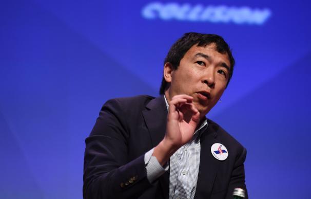 Andrew Yang, el candidato más tecnológico.