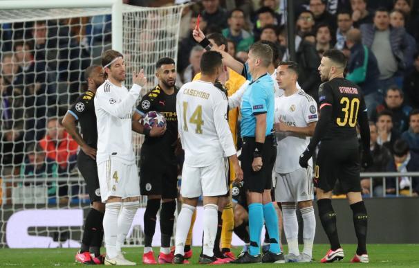 Real Madrid. / EFE