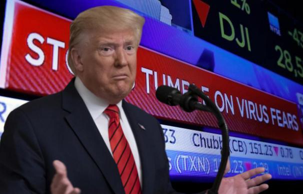 Trump anunció medidas fiscales pero no las ha concretado.