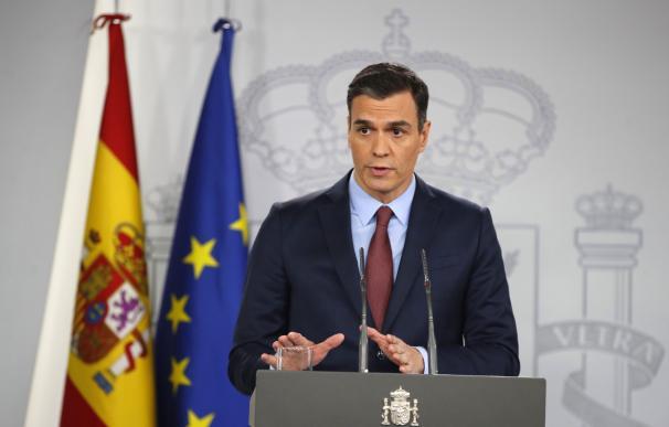 Pedro Sánchez coronavirus