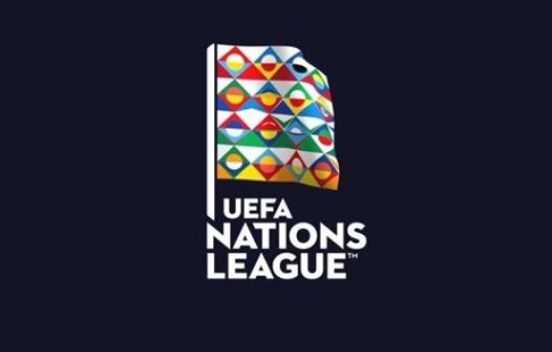 Logo de la Liga de Naciones de la UEFA