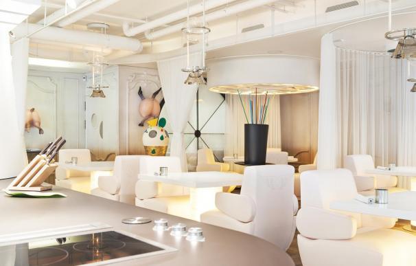 El restaurante Diverxo es uno de los más deseados en España.