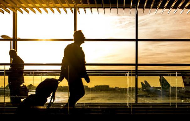 aviones, avión, truco para viajar
