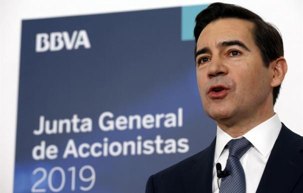 Carlos Torres, BBVA, Junta de accionistas 2019