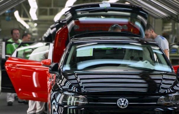 Fotografía Volkswagen Navarra / EP