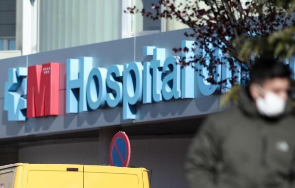 Fotografía Hospital Madrid / EP
