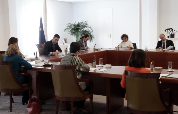 Consejo de Ministros extraordinario para detallar el estado de alarma