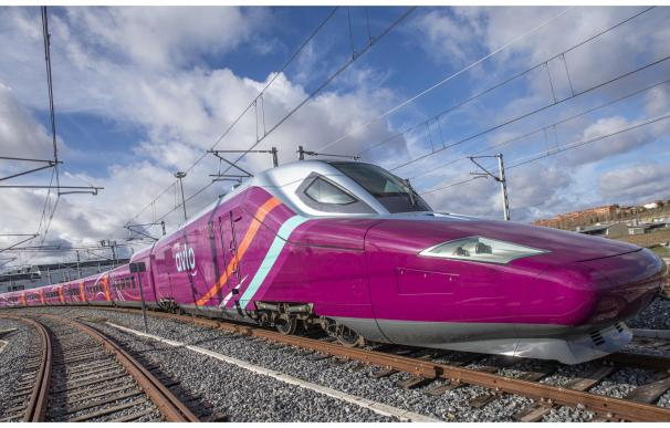 Renfe Avlo AVE low cost