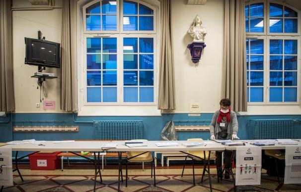 Elecciones Francia coronavirus