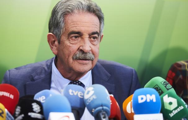El presidente de Cantabria, Miguel Ángel Revilla. Archivo
