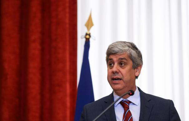 El ministro portugués de Economía, Mário Centeno (EFE/ Jose Sena Goulao)