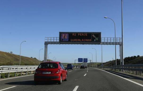 Fotografía autopista R2 / EFE