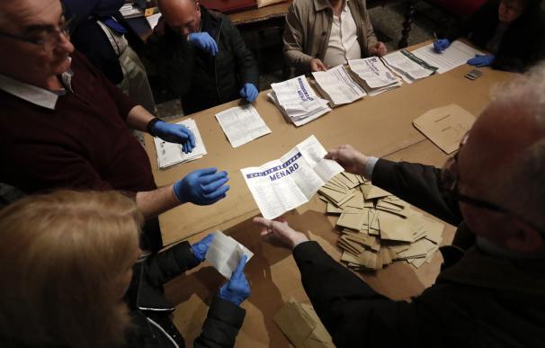 Elecciones municipales en Francia. / EFE