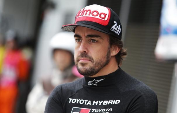Fernando Alonso Toyota 6 Horas Fuji