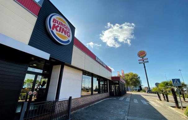 Foto de un restaurante de Burger King