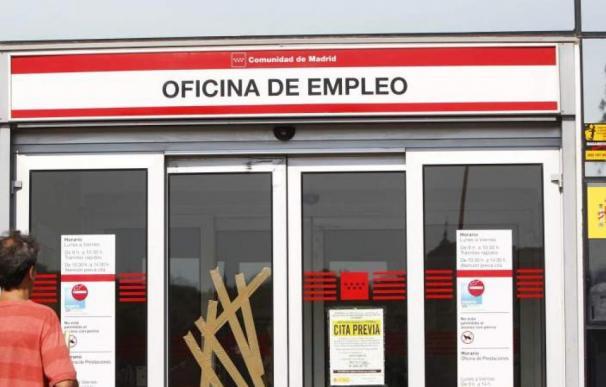 Fotografía de una oficina de empleo, donde se gestionan los ERTEs.