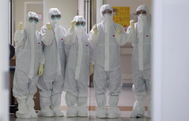 Coronavirus enfermeros España