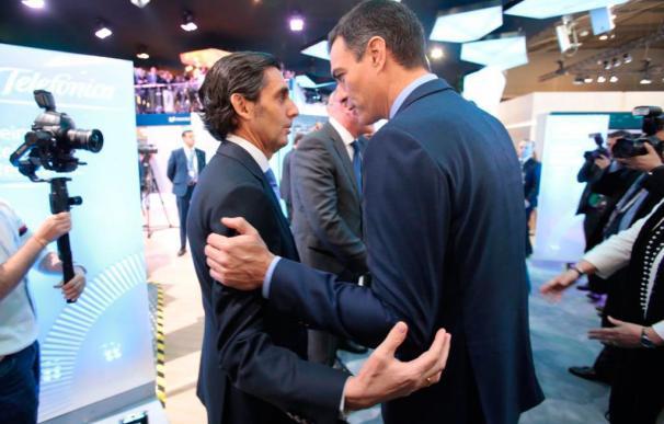 Fotografía Sánchez Pallete / Teléfonica