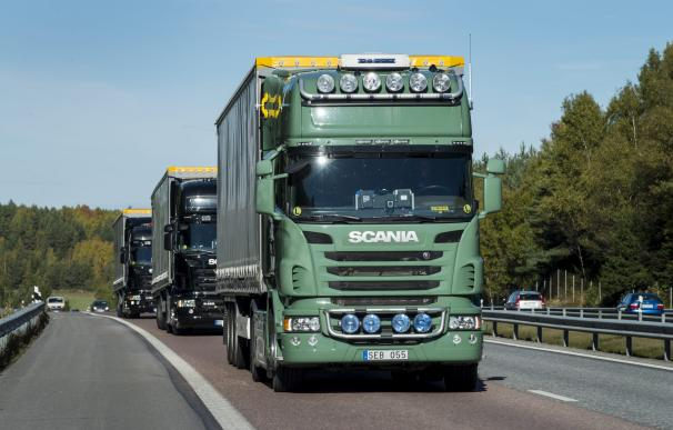 Scania registra pérdidas de 35 millones en el primer semestre tras la multa comunitaria de 400 millones