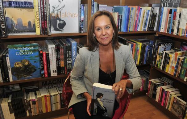 """María Dueñas afirma que """"no le importa la etiqueta de escritora de 'best sellers'"""""""