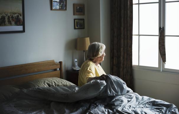 En España, dos millones de personas mayores sufren soledad