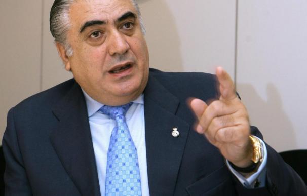 Absuelto de estafa el expresidente del Real Madrid Lorenzo Sanz