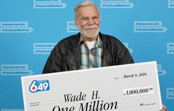 Jubilado loteria