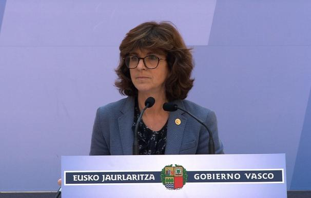 Nekane Murga, consejera sanidad Euskadi