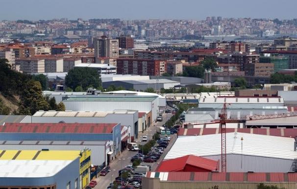 Polígono industrial.