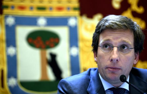 El alcalde de Madrid, José Luis Martínez-Almeida. Archivo
